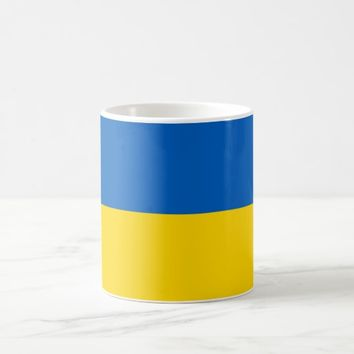 Mug with Flag of Ukraine