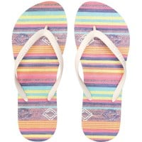 Billabong - Dama Sandals | Blue Multi Stripe