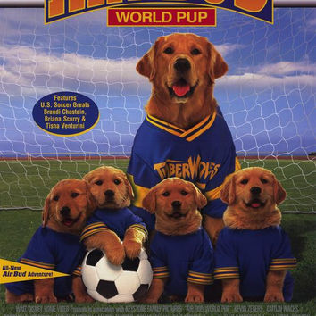 Air Bud:World Pup 11x17 Movie Poster (2000)