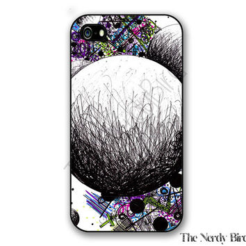 Abstract Colorful Space Design iPhone 4, 5, 5C, 6 and 6 plus and Samsung Galaxy s3, s4, and s5 Phone Case