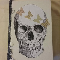 Halloween junk journal