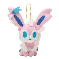 Pokemon Center Original mascot : Nymphia [Sylveon]