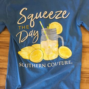 "Southern Couture ""Squeeze The Day"" Tee"