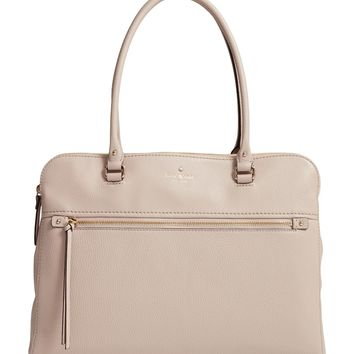 kate spade new york cobble hill kiernan leather tote | Nordstrom