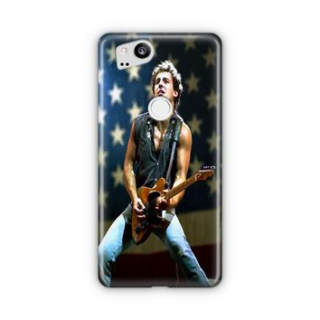 Bruce Springsteen Born To Run Quote Google Pixel 3 XL Case | Casefantasy