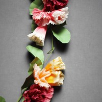 Papered Posy Ceremony Garland in  the SHOP Decor Decorating at BHLDN