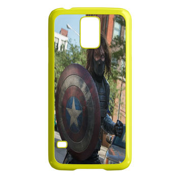The Winter Soldier Captain America Samsung Galaxy S5 Case