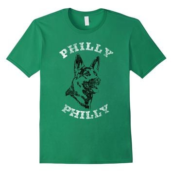 Philly Philly Football Underdog Fan Gift T Shirt