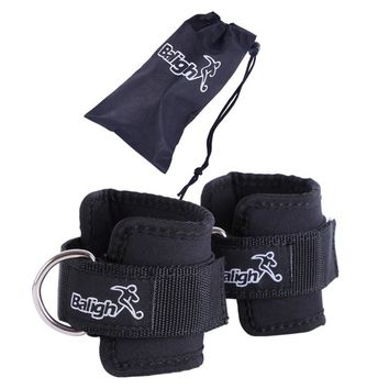 Ankle Anchor Straps for Gym (with Bag)