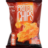 Quest Protein Chips  Barbecue  1.125 Oz  Case Of 8