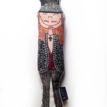 John Galliano Doll
