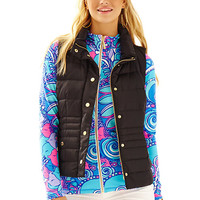 Isabelle Puffer Vest - Lilly Pulitzer