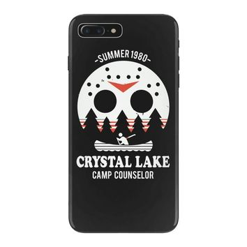crystal lake camp counselor iPhone 7 Plus Case