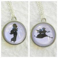 A Whole New World Double Sided Petite by TheGreenDaisyShop on Etsy