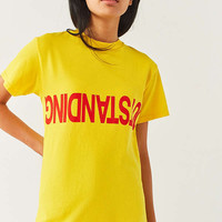 Upside Down Outstanding Tee | Urban Outfitters