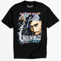 Tupac All Eyez On Me Tee