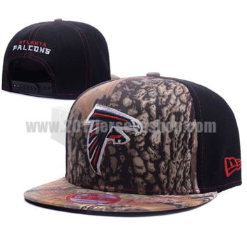 Atlanta Falcons Realtree Camo/Black 9FIFTY Snapback Adjustable NFL Hat