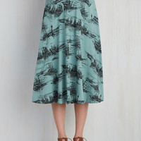 Next on Deck Skirt in Ships