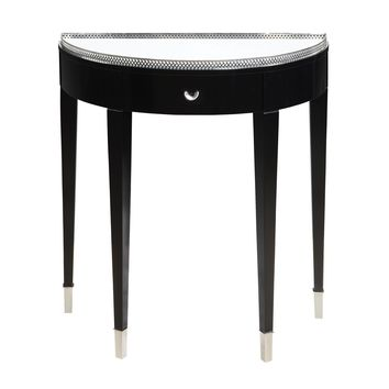 6042325 Black Tie Hall Table - Free Shipping!