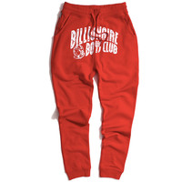 BB Arch Jogger Sweatpants Red