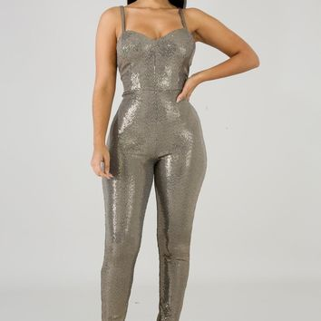 The Party Has Arrived Jumpsuit