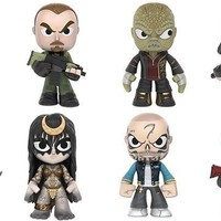 Funko Pop Suicide Squad Mystery mini Set of 4
