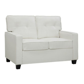 Zipcode Design Ella Loveseat & Reviews | Wayfair
