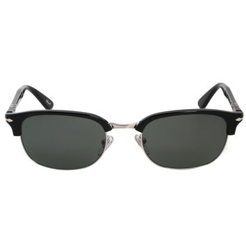 Persol Rectangle Sunglasses PO8139S 95 58 52 POL