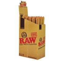 RAW Supernatural Cones