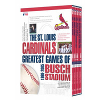 St. Louis Cardinals The: Greatest Games Of Busch Stadium 1966 - 2005