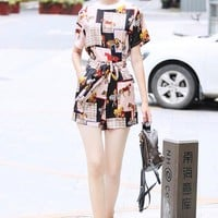 Burberry Haute Couture Tops And Shorts Style 50 - Best Online Sale