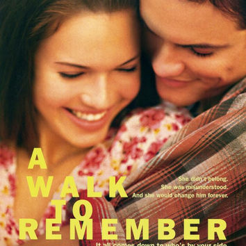 A Walk to Remember 11x17 Movie Poster (2002)
