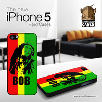 iPhone 5 Case iPhone 5 Cover  Bob Marley iPhone by ArmadilloCases