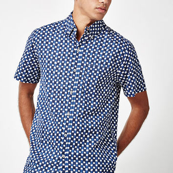 Lira Mandalay Short Sleeve Button Up Shirt at PacSun.com