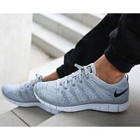 """NIKE"" Women Men Popular Sneakers Breathable Running Sport Shoes"
