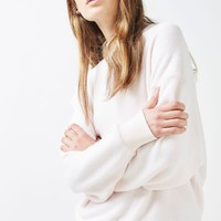 Brushed Batwing Sweat Top - New In