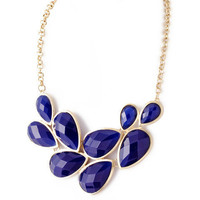 Pree Brulee - Dreaming Indigo Necklace