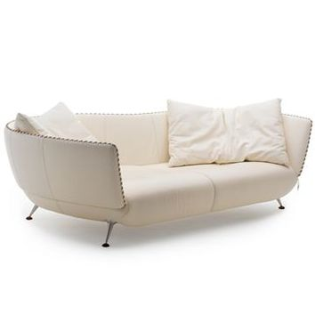 De Sede DS-102 Sofa - Style # 102xx, Contemporary Leather Sofa & Leather Sectional Sofas | SwitchModern