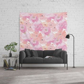 Isla Wall Tapestry by sylviacookphotography