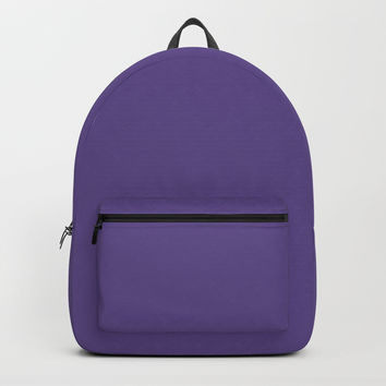 Hue: Ultra Violet Backpack by spaceandlines