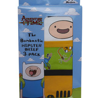 Adventure Time™ Hipster Brief 3-Pack | Wet Seal