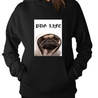 Funny Pug Life For Man Hoodie and Woman Hoodie S / M / L / XL / 2XL*AP*
