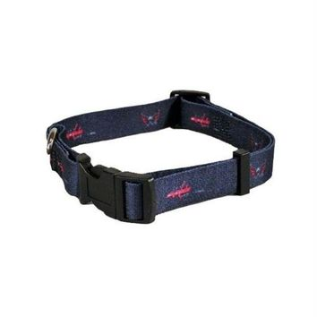 ONETOW Washington Capitals Dog Collar