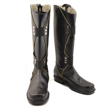 Avengers Thor: The Dark World Loki Cosplay Shoes Boots Halloween Carnival Cosplay Accessories For Men