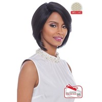 LACE FRONT WIG , SWISS LACE  DEEP PART SHORT COLLECTION (LSD73)