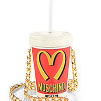 Moschino - Fast-Food-Drink Crossbody Bag - Saks Fifth Avenue Mobile