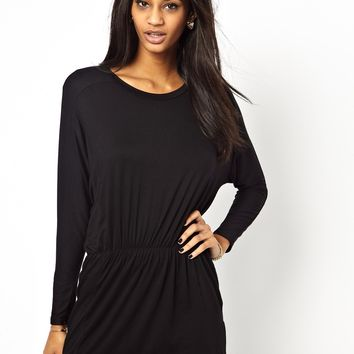Oh My Love Batwing Dress