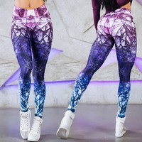Fitness Workout Pants