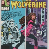 Kitty Pryde and Wolverine; V1, 1.  NM-.  November 1984.  Marvel Comics