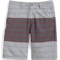 Boy's Volcom 'Surf & Turf' Hybrid Shorts